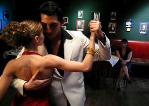 tango para la mujer social